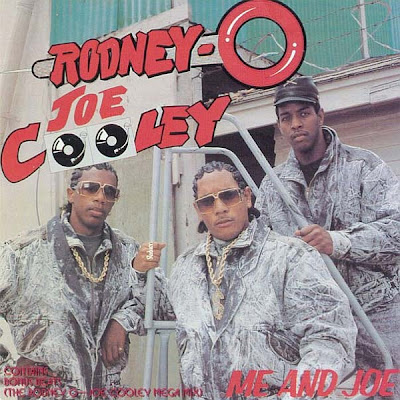 Rodney-O & Joe Cooley ‎– Me And Joe (CD) (1989) (FLAC + 320 kbps)