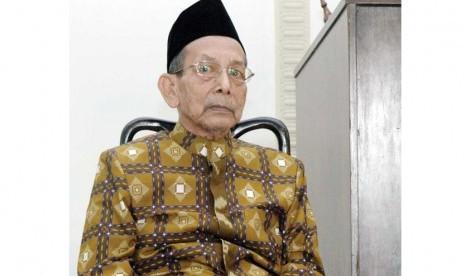 Indonesia Berduka, KH. Muchit Muzadi Meninggal Dunia