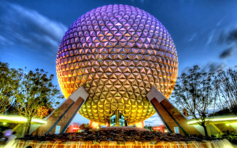 Parques Tem 225 Ticos Disney Orlando Florida
