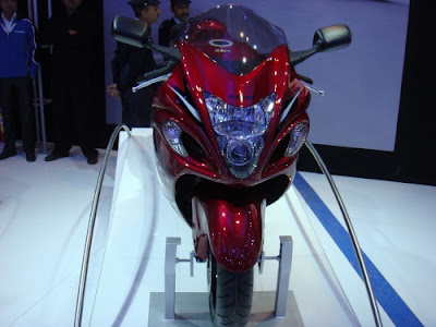 Maintenance Motorcycle 2012 Suzuki Hayabusa Review Specs