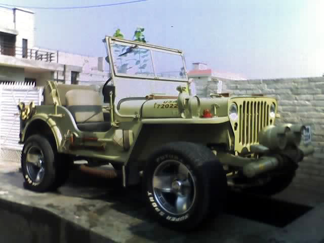 Modified Indian Jeeps The Top Gear