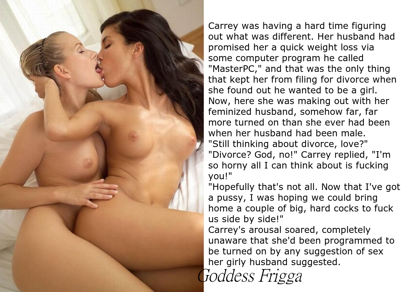 The Computer Program Erotic Story