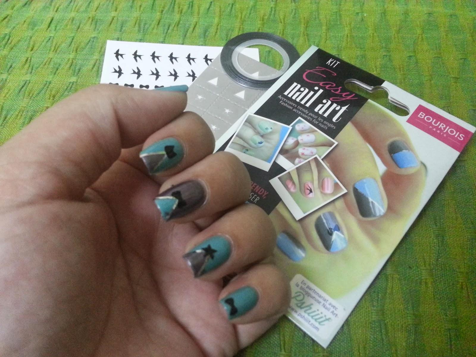 Nail Art Kit Easy | Splendid Wedding Company