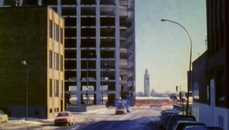 Spacer - Pacer - Pacer - der erste Hyperlapse-Film von 1995