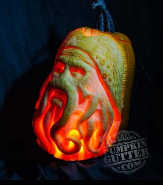 Nerd out with me nerdtastic pumpkin carvings