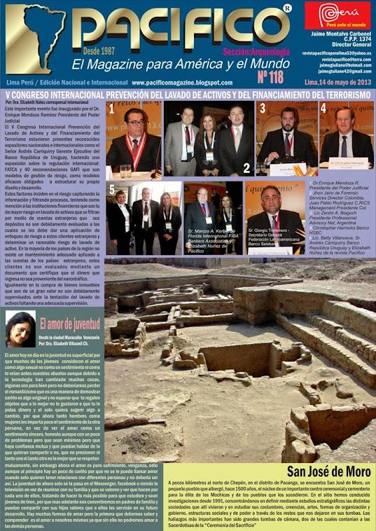 Revista Pacífico Nº 118 Arqueología