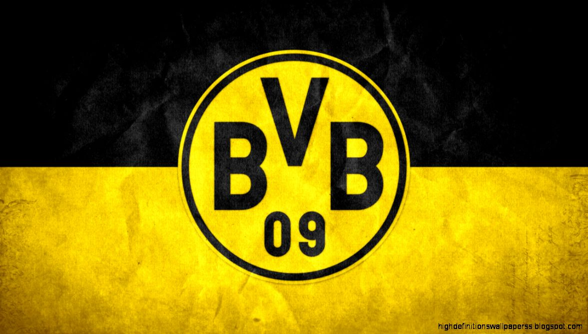 borussia dortmund logo sport wallpaper hd desktop high. Black Bedroom Furniture Sets. Home Design Ideas