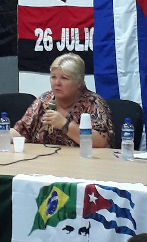 Aleida Guevara - filha de Che