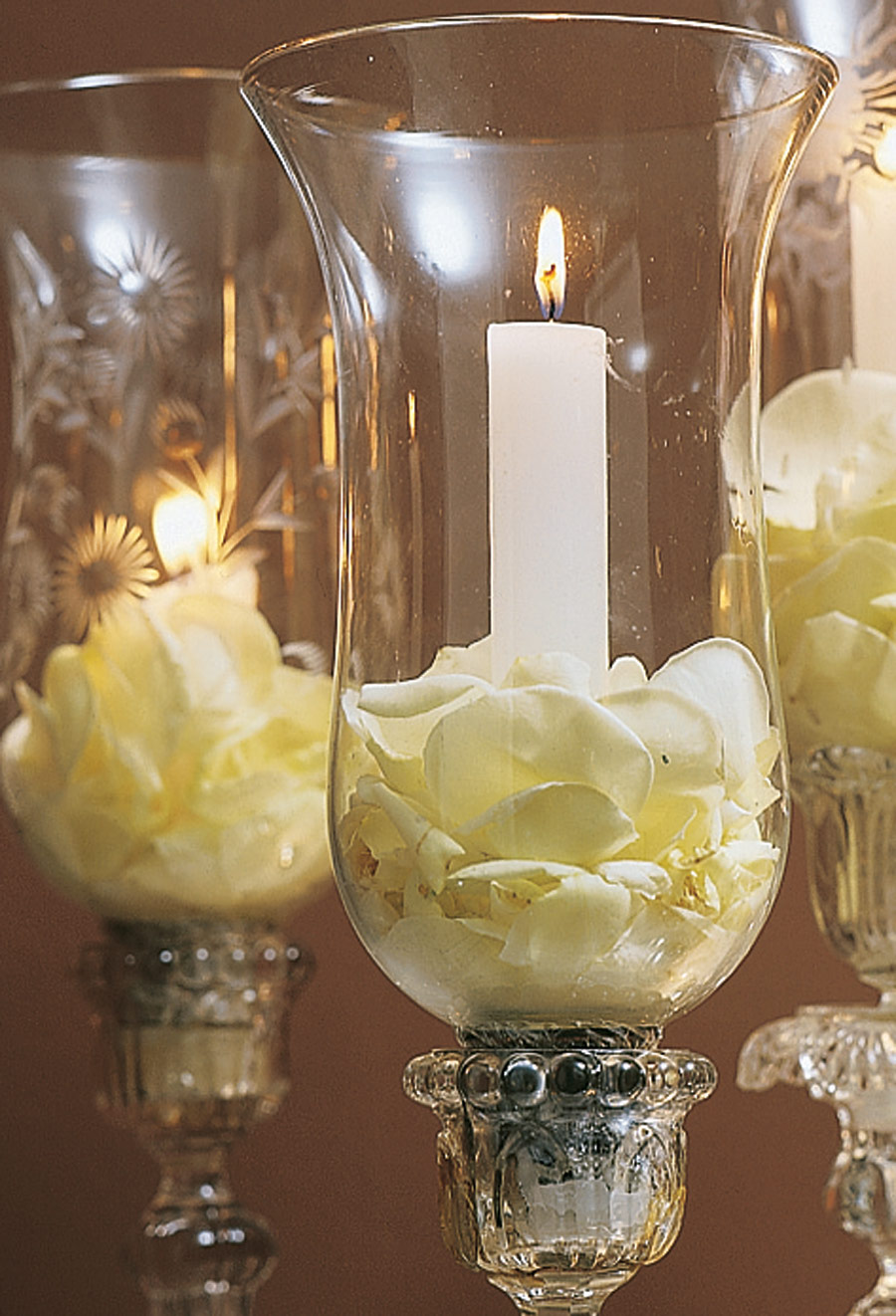 Filosofia de interiores decore com velas for Velas para decorar mesas
