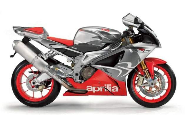 Aprilia RSV1000R Mille