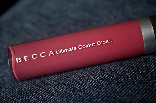 Becca Ultimate Colour Gloss in Palm Breeze Review, Photos & Swatches