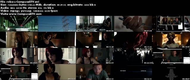 Reboot Cortometraje Hacker WebRip 720p Subtitulos Español Latino