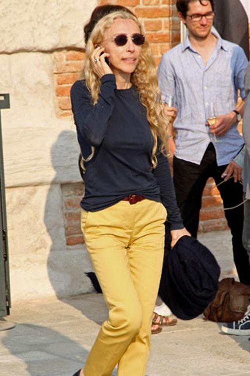 Franca Sozzani, Italian Vogue's Editor In Chief, Dies at 66