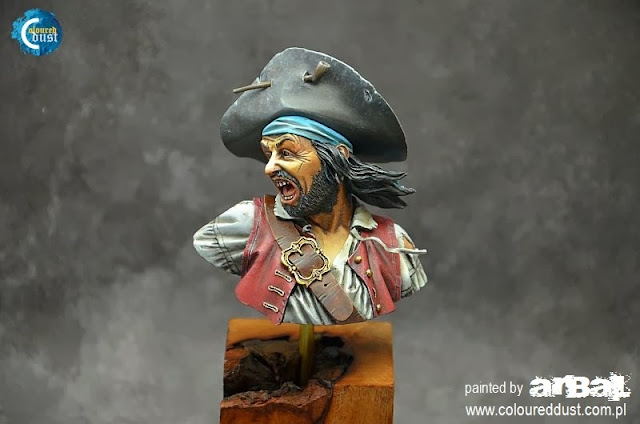 The Buccaneer (Pegaso Models)