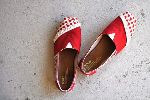 26 Fab and Totally Doable Shoe Makeovers iLoveToCreate