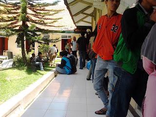 Pengadilan Negeri Magetan Rame Kaya Pasar ?!