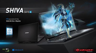 Harga Spesifikasi Xenom Shiva SV15S