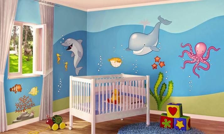 Como Decorar Una Habitacion Infantil Mixta
