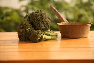Cara Membuat Bubur Brokoli Untuk Bayi Anda