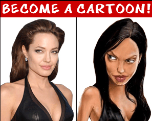 How to make a photo into a cartoon