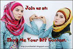 @15 april : Show Me Your BFF Contest