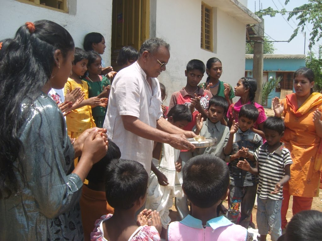 how to prepare students for disabled orphanage mission