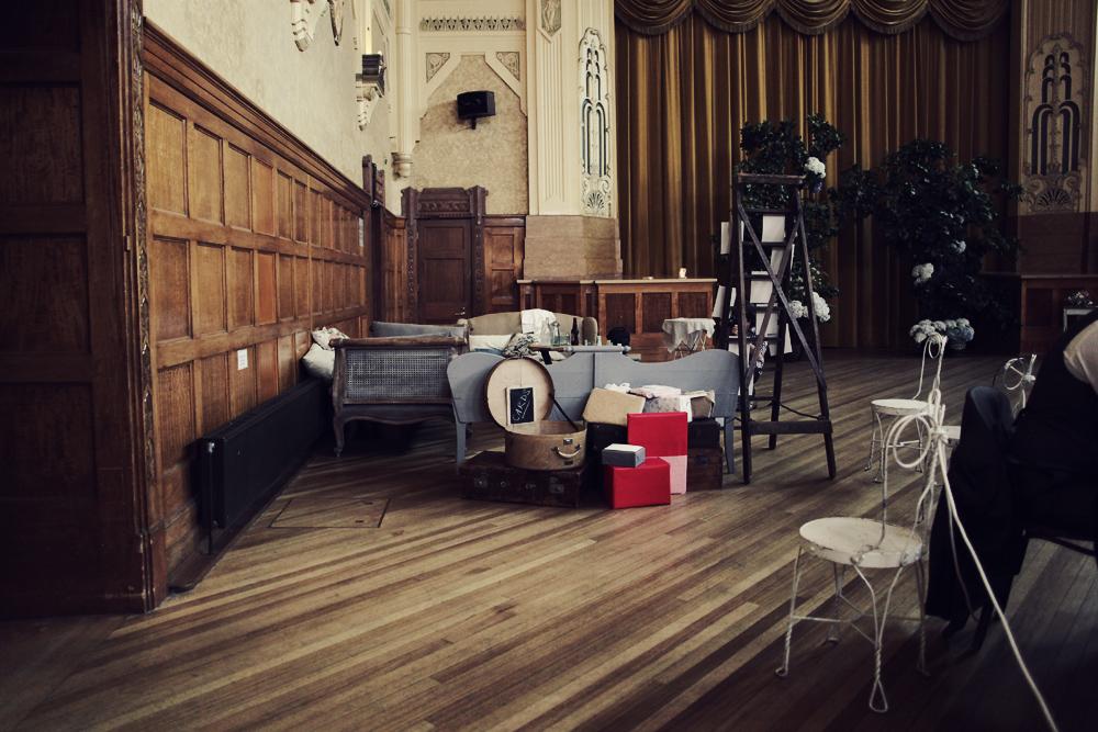 the establishment studio melbourne