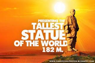 World's Tallest Sardar Vallabhbhai Patel Statue - Wonders of the World