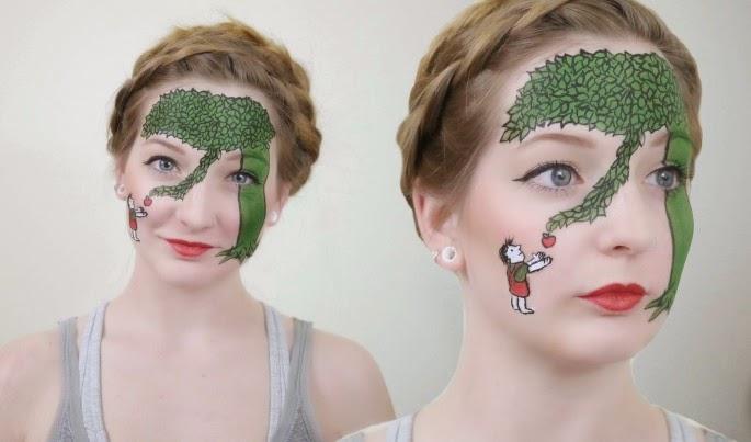 Makeup artist Elsa Rhae