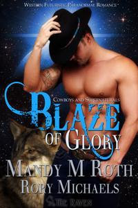 Review: Blaze of Glory by Mandy M Roth & Rory Michaels