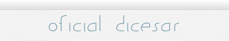 Site Oficial Dicesar --