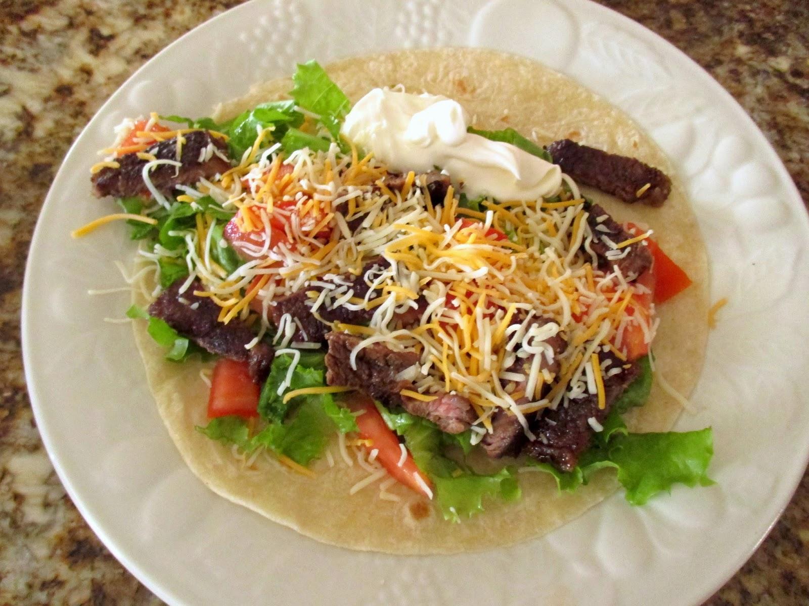 Korean Mexican Fusion Tacos