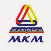 Jawatan Kerja Kosong Maktab Koperasi Malaysia (MKM) logo www.ohjob.info oktober 2014