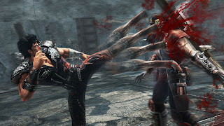 Fist of the North Star Kens Rage 2 screen 1 TGS 2012   Fist Of The North Star: Kens Rage 2 Trailer & Screenshots