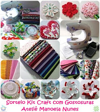 Sorteio Kit Craft com Gostosuras e Mais Presente Surpresa!