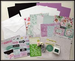 April/May Card Kit Club