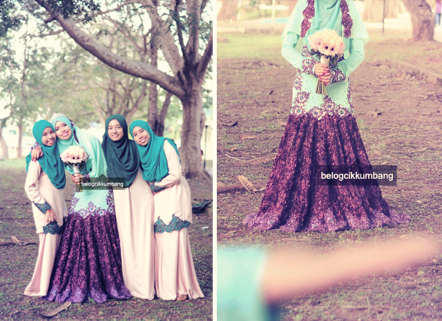 Review Baju Bersanding - Eilla Miammour Bridal