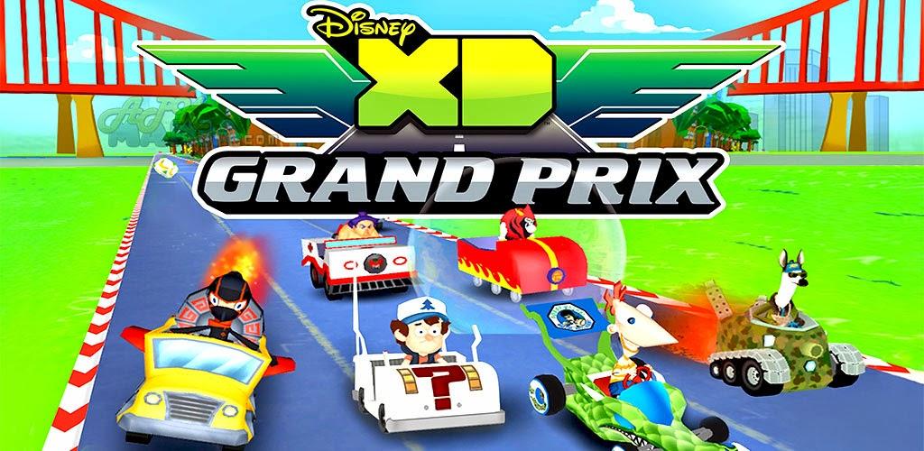 Disney XD Grand Prix v1.0   JUEGO NUEVO [APK | Android] (Descargar Gratis)