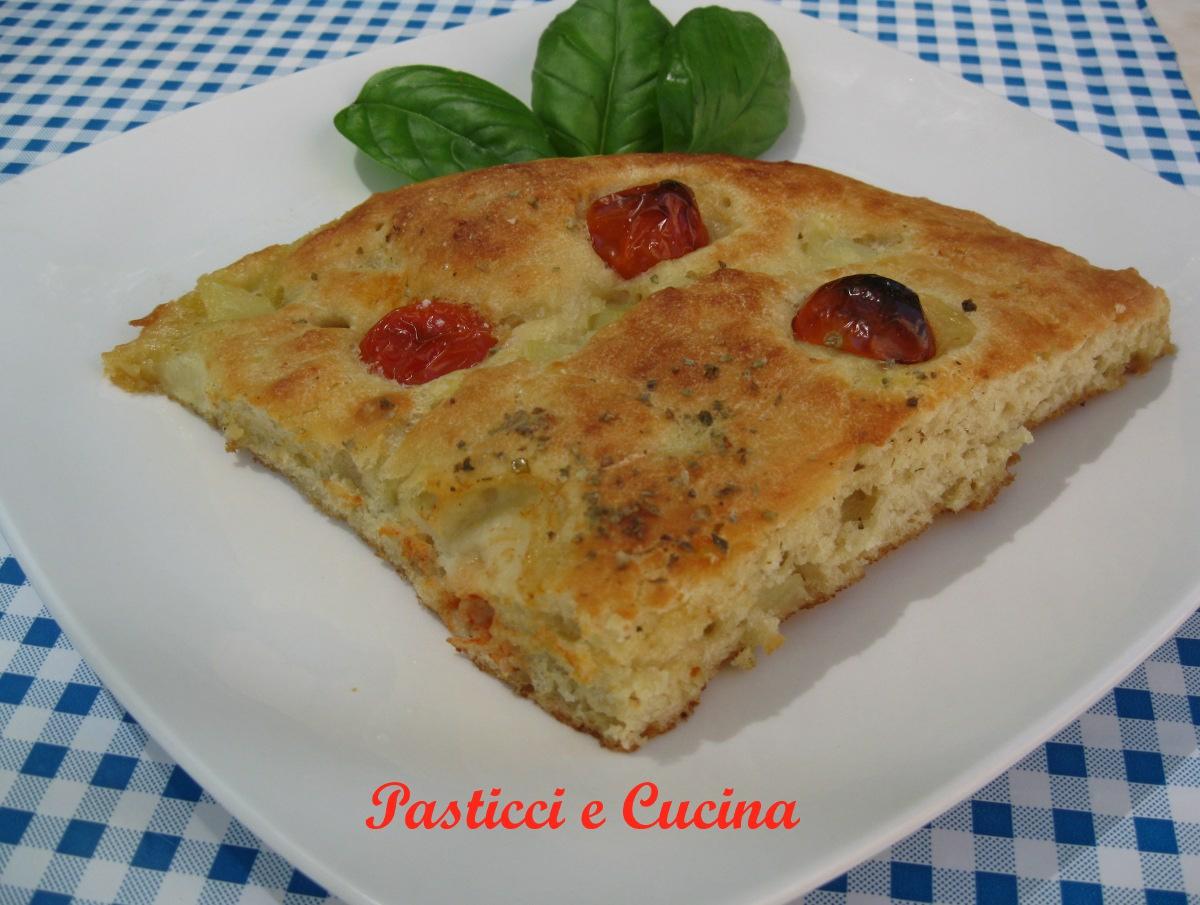 Pasticci e cucina focaccia pugliese di cranberry - Cucina e pasticci ...