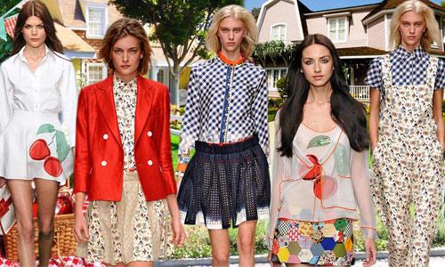 Women's Fashion Trends 2014