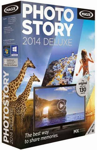 MAGIX Photostory 2014 Deluxe 13.0.3.89