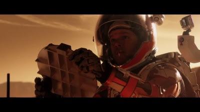 The Martian (Movie) - Trailer 2 - Screenshot
