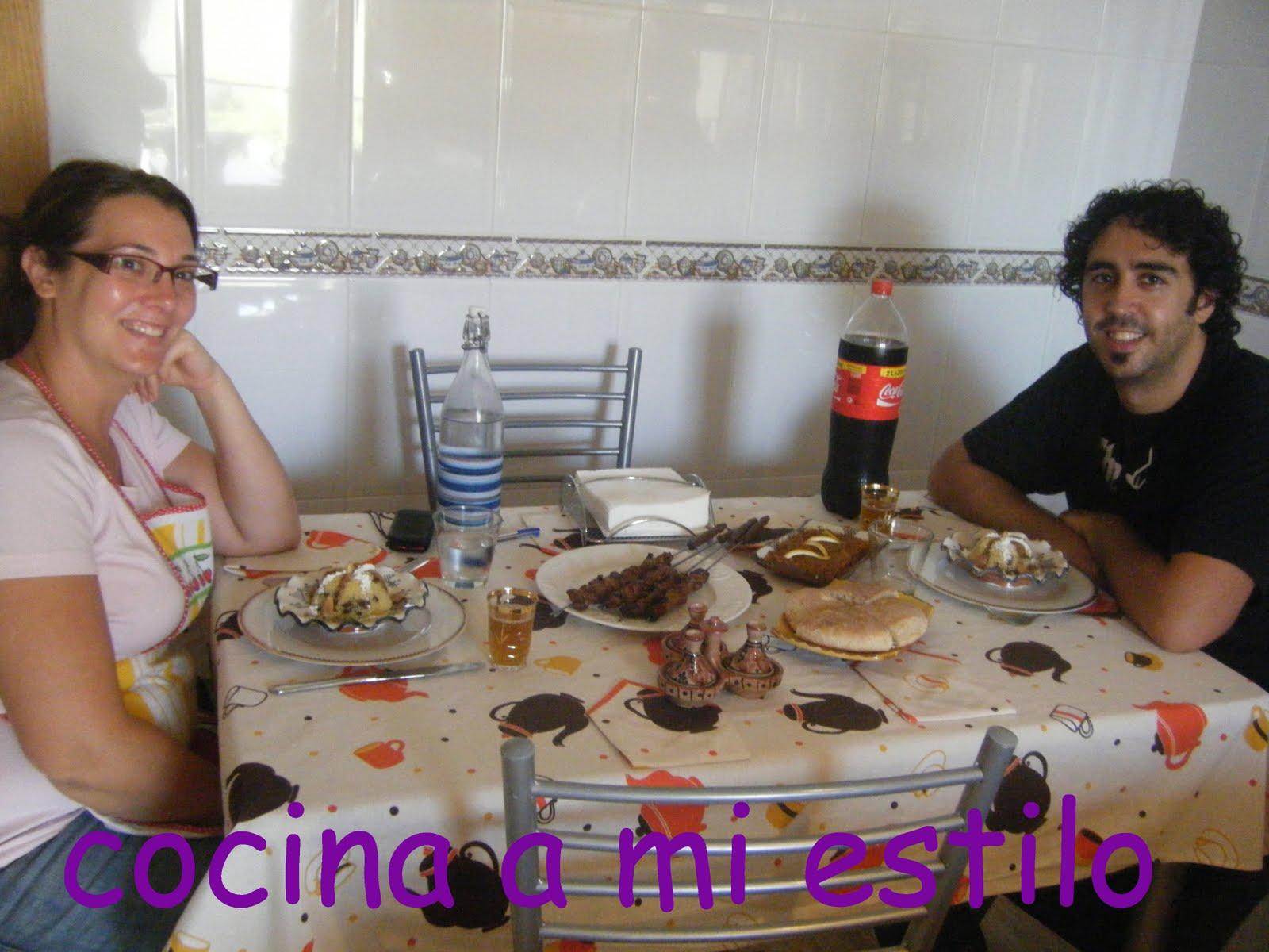 Cocina a mi estilo curso de cocina rabe ciudad real - Cursos de cocina en ciudad real ...