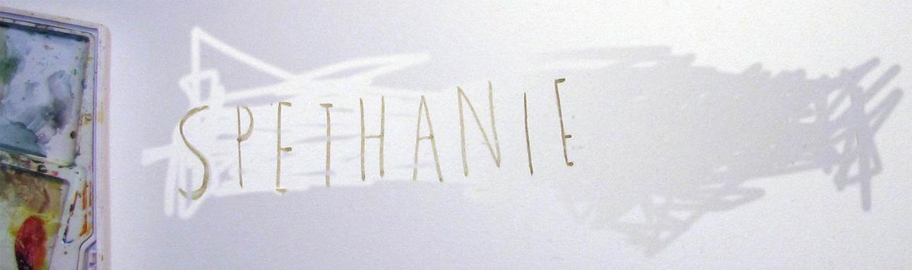 Spethanie Says