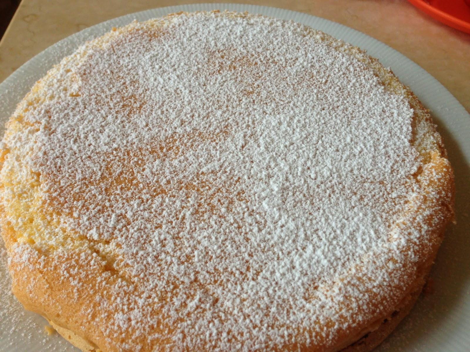 Torte Da Credenza Iginio Massari : Torta paradiso