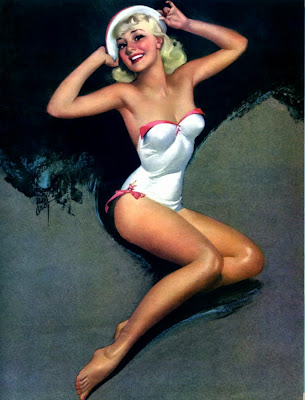 Roy Best pin up