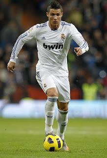 Biografi Cristiano Ronaldo Bintang Real Madrid