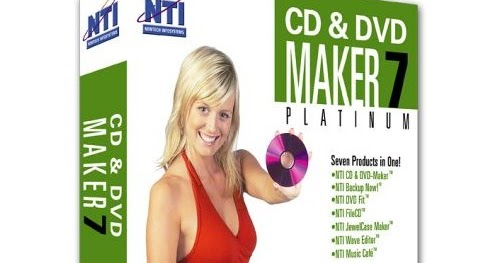 nti cd dvd maker 9 keygen software