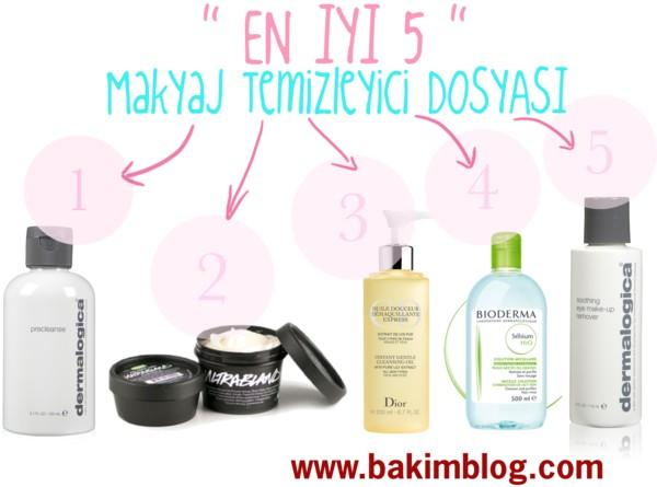 makyaj temizleyici tavsiye blog