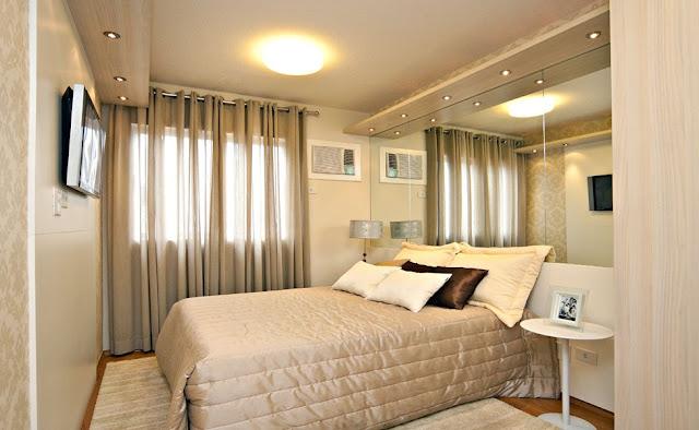 Construindo Minha Casa Clean Quartos Pequenos dos Sonhos  ~ Quarto Pequeno Mas Aconchegante
